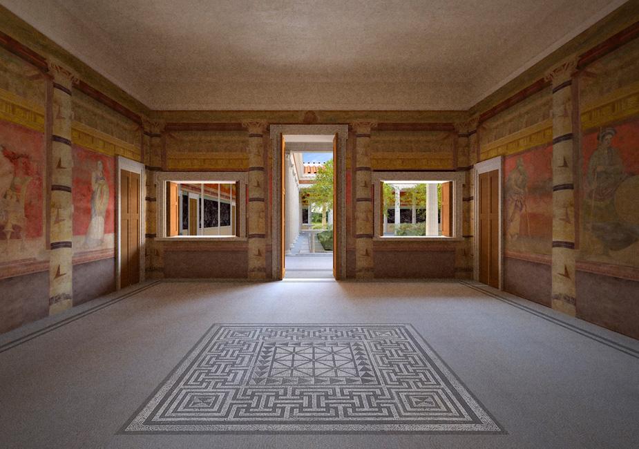 Villa Bosco Reale